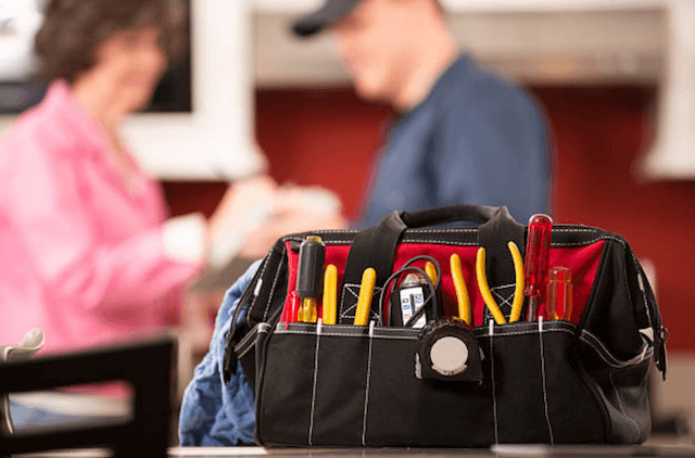 appliance repair tool bag